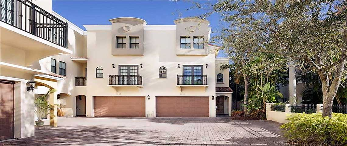 Fort Lauderdale Condos-Townhomes for Sale